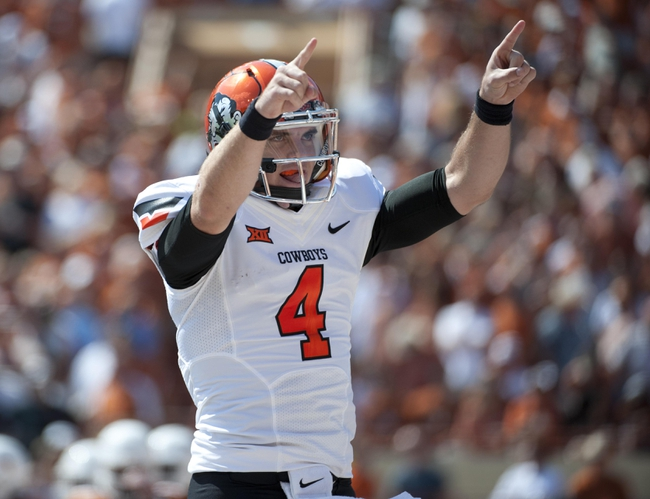 Oklahoma State vs. Kansas State - 10/3/15 College Football Pick, Odds, and Prediction