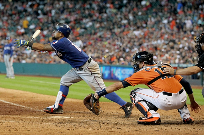 Texas Rangers vs. Houston Astros - 4/20/16 MLB Pick, Odds, and Prediction