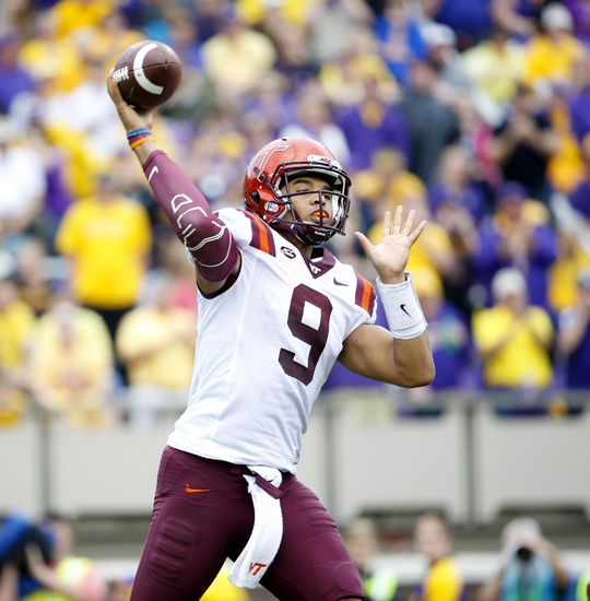 Virginia Tech Hokies vs. Pittsburgh Panthers - 10/3/15 College Football Pick, Odds, and Prediction