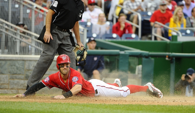 Nationals vs. Phillies - 9/27/15 MLB Pick, Odds, and Prediction