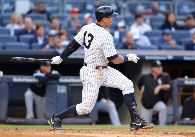 Yankees vs. White Sox - 9/27/15 MLB Pick, Odds, and Prediction