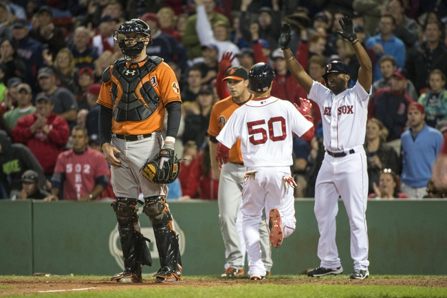 Boston Red Sox vs. Baltimore Orioles - 9/27/15 MLB Pick, Odds, and Prediction