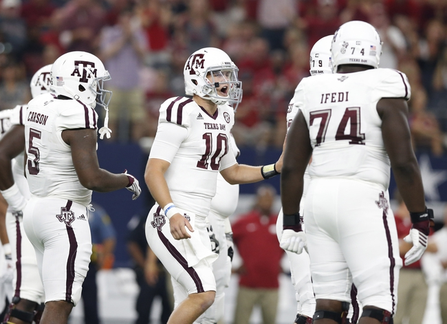 Mississippi State at Texas A&M - 10/3/15 College Football Pick, Odds, and Prediction