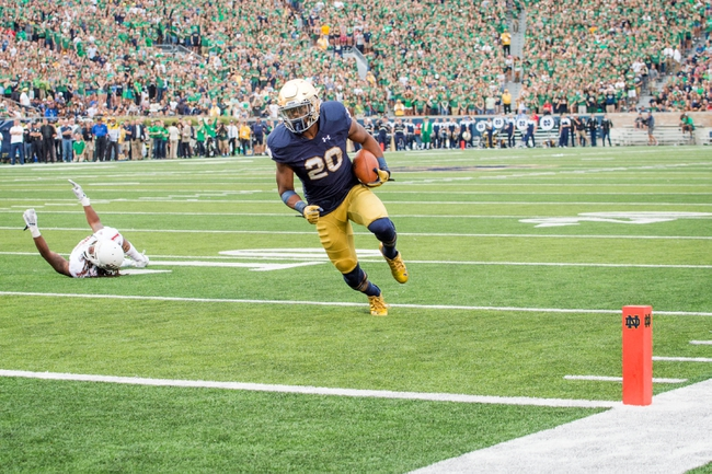 Clemson Tigers vs. Notre Dame Fighting Irish - 10/3/15 College Football Pick, Odds, and Prediction