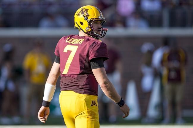Minnesota vs. Nebraska - 10/17/15 College Football Pick, Odds, and Prediction
