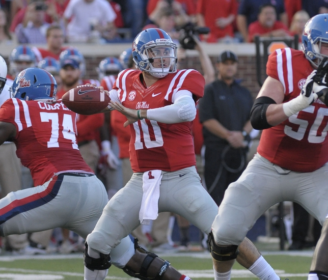 Mississippi Rebels vs. Florida Gators - 10/3/15 College Football Pick, Odds, and Prediction
