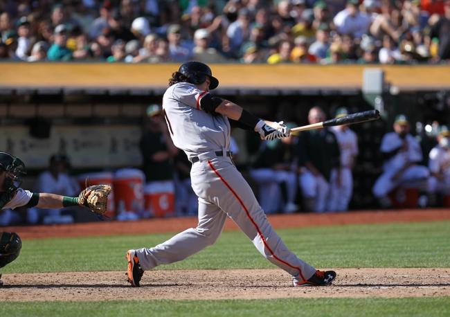 Oakland Athletics vs. San Francisco Giants - 9/27/15 MLB Pick, Odds, and Prediction
