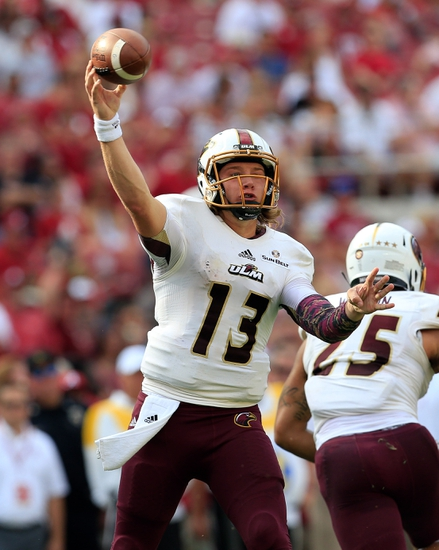 Louisiana-Lafayette vs. Louisiana-Monroe - 10/31/15 College Football Pick, Odds, and Prediction