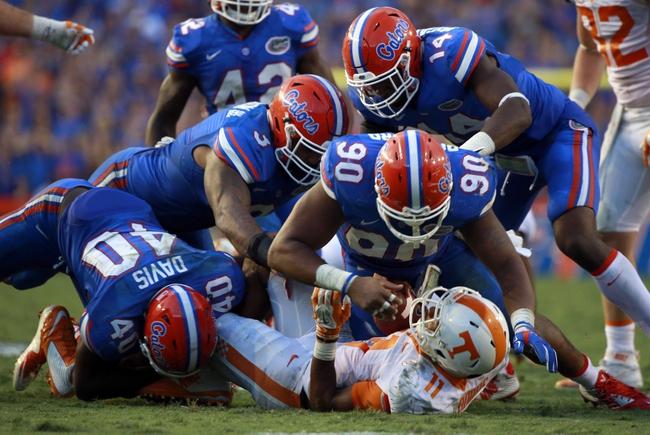 Florida Gators vs. Vanderbilt Commodores - 11/7/15 College Football Pick, Odds, and Prediction