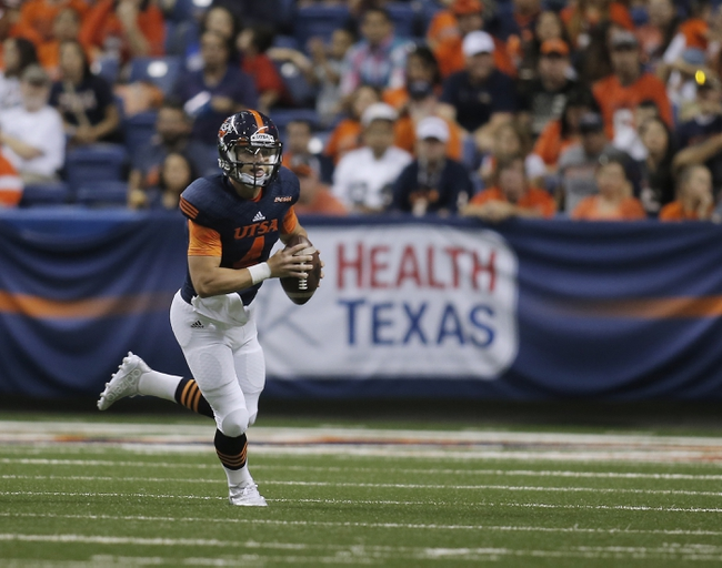 UTEP Miners vs. UTSA Roadrunners - 10/3/15 College Football Pick, Odds, and Prediction