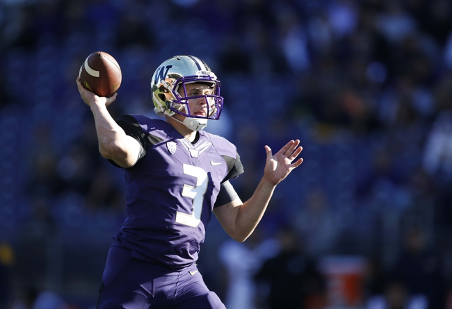 Oregon at Washington - 10/17/15 College Football Pick, Odds, and Prediction