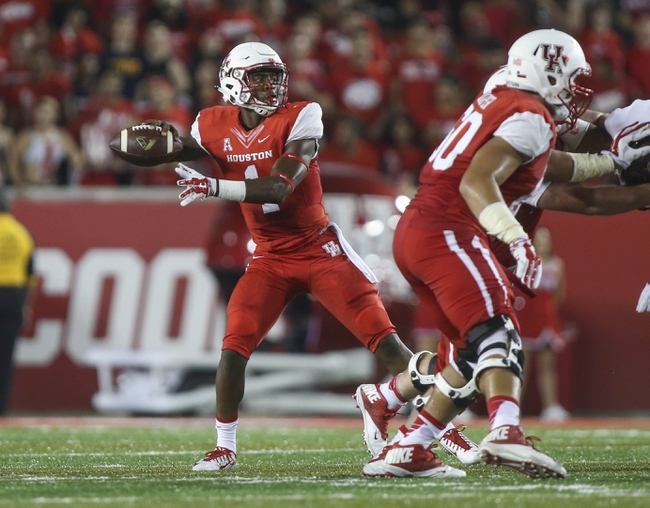 Tulsa Golden Hurricane vs. Houston Cougars - 10/3/15 College Football Pick, Odds, and Prediction