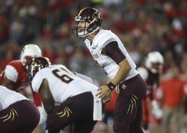 Texas State Bobcats vs. Georgia State Panthers - 11/14/15 College Football Pick, Odds, and Prediction