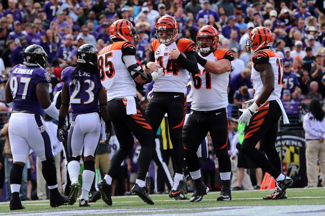 Cincinnati Bengals vs. Kansas City Chiefs - 10/4/15 NFL Pick, Odds, and Prediction