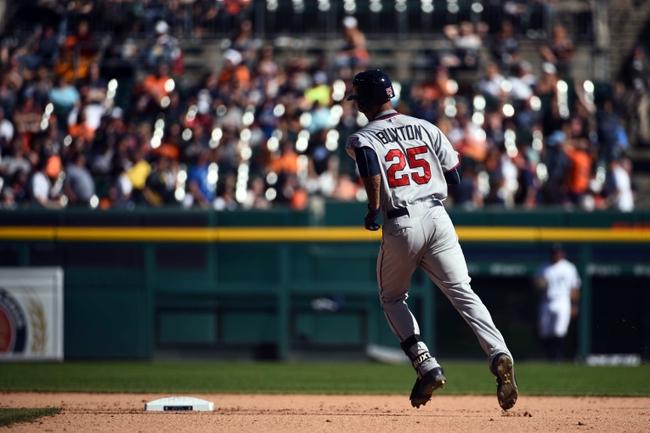 Minnesota Twins vs. Detroit Tigers - 4/29/16 MLB Pick, Odds, and Prediction
