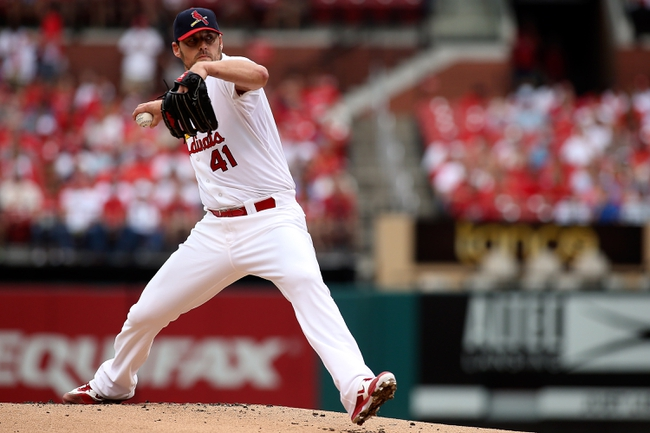 Cubs at Cardinals - 10/9/15 NLDS Game One Pick, Odds, and Prediction