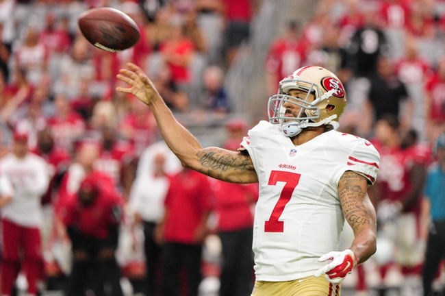 Packers at 49ers - 10/4/15 NFL Pick, Odds, and Prediction