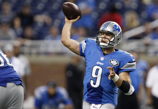 Fantasy Football 2015: Lions at Seahawks Week 4 Preview