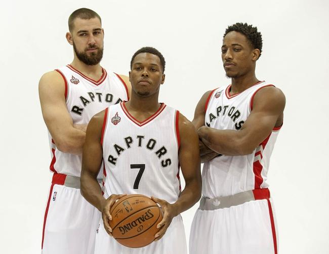 Toronto Raptors vs. Los Angeles Clippers - 10/4/15 NBA Preseason Pick, Odds, and Prediction
