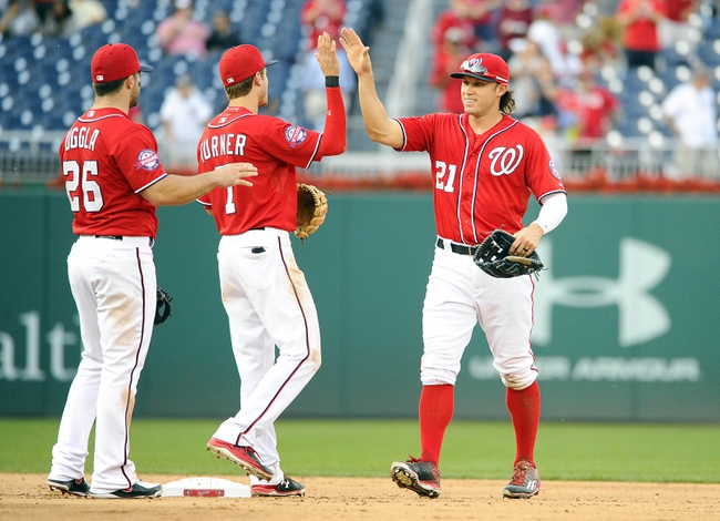 Cincinnati Reds vs. Washington Nationals - 6/3/16 MLB Pick, Odds, and Prediction