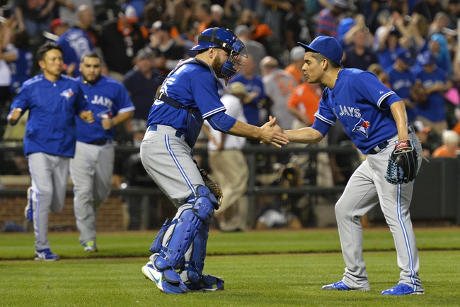 Baltimore Orioles vs. Toronto Blue Jays - 9/29/15 MLB Pick, Odds, and Prediction