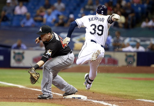 Rays vs. Marlins - 9/30/15 MLB Pick, Odds, and Prediction