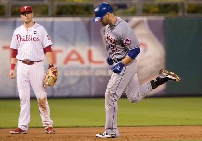Philadelphia Phillies vs. New York Mets - 9/30/15 MLB Pick, Odds, and Prediction