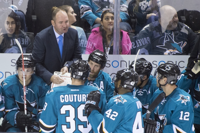 Vancouver Canucks vs. San Jose Sharks - 2/28/16 NHL Pick, Odds, and Prediction