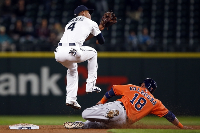 Seattle Mariners vs. Houston Astros - 9/30/15 MLB Pick, Odds, and Prediction