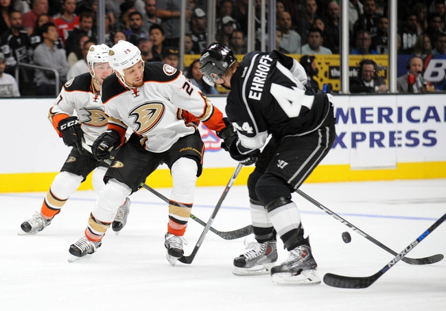 Ducks vs. Kings - 1/17/16 NHL Pick, Odds, and Prediction