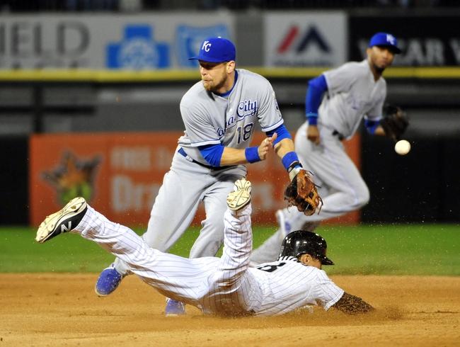 White Sox vs. Royals - 10/1/15 MLB Pick, Odds, and Prediction