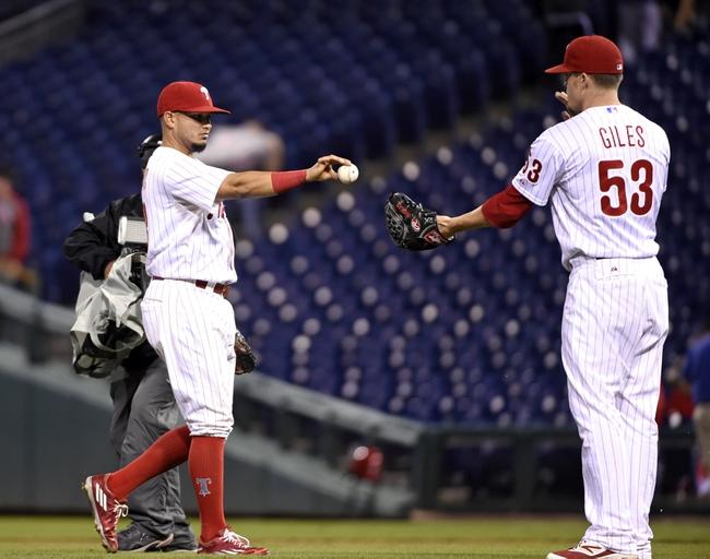 Philadelphia Phillies vs. New York Mets - 10/1/15 MLB Pick, Odds, and Prediction