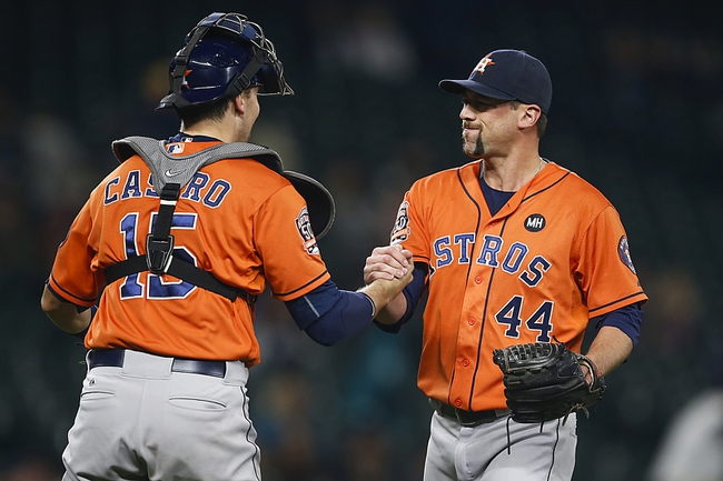 Seattle Mariners vs. Houston Astros - 4/25/16 MLB Pick, Odds, and Prediction
