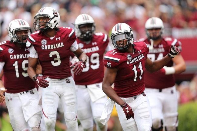 South Carolina vs. Vanderbilt - 10/17/15 College Football Pick, Odds, and Prediction