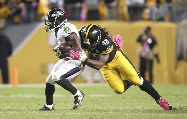 Baltimore Ravens at Pittsburgh Steelers 10/1/15 NFL Score, Recap, News and Notes