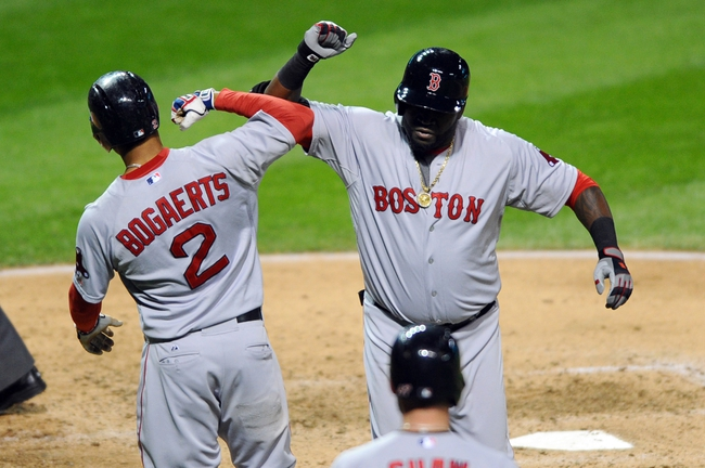 Cleveland Indians vs. Boston Red Sox - 10/3/15 MLB Pick, Odds, and Prediction