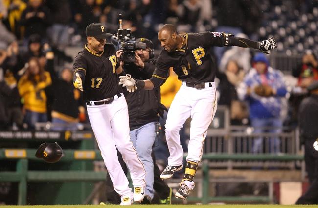 Pittsburgh Pirates vs. Cincinnati Reds - 10/3/15 MLB Pick, Odds, and Prediction