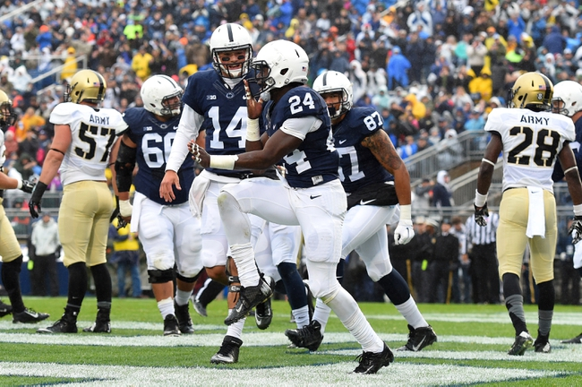 Penn State Nittany Lions vs. Ohio State Buckeyes - 10/17/15 College Football Pick, Odds, and Prediction