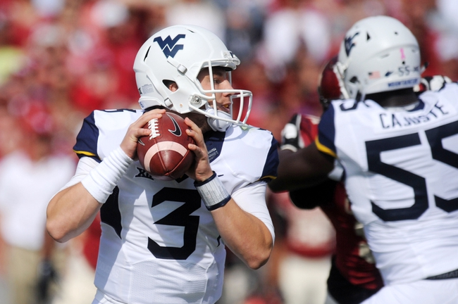 Oklahoma State Cowboys vs. West Virginia Mountaineers - 10/10/15 College Football Pick, Odds, and Prediction