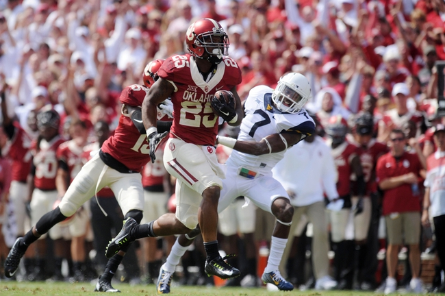 Oklahoma Sooners vs. Texas Longhorns - 10/10/15 College Football Pick, Odds, and Prediction