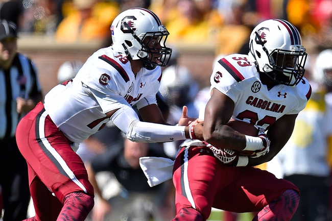 LSU at South Carolina - 10/10/15 College Football Pick, Odds, and Prediction