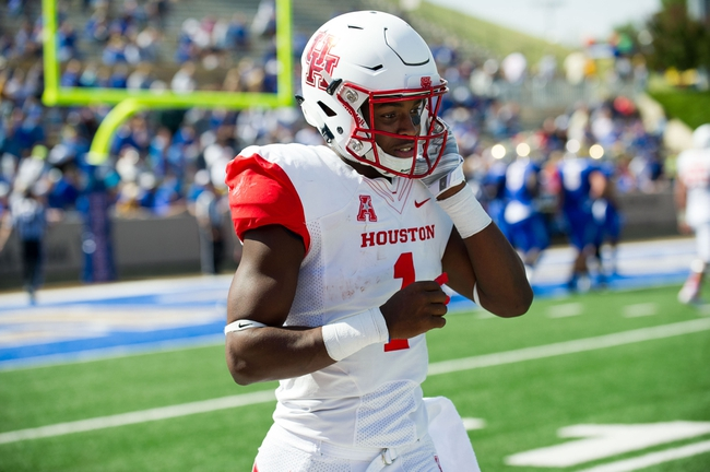 SMU at Houston - 10/8/15 College Football Pick, Odds, and Prediction