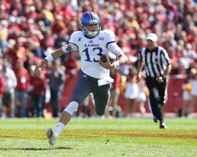 Kansas vs. Baylor - 10/10/15 College Football Pick, Odds, and Prediction