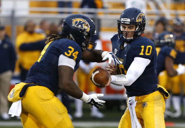 Toledo vs. Kent State - 10/10/15 College Football Pick, Odds, and Prediction