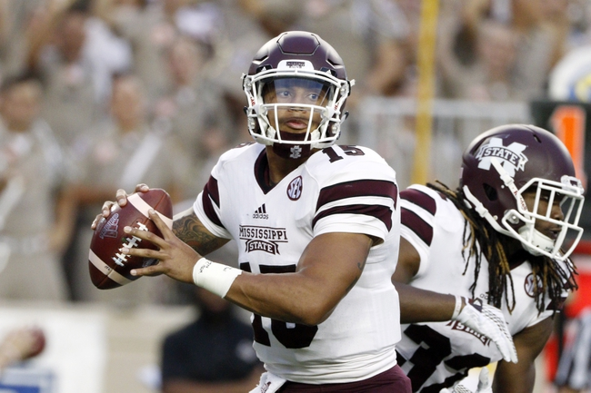 Missouri Tigers vs. Mississippi State Bulldogs - 11/5/15 College Football Pick, Odds, and Prediction