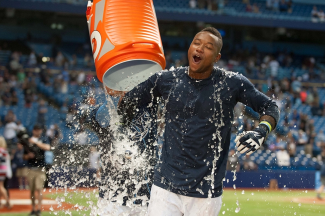 Rays vs. Blue Jays - 10/4/15 MLB Pick, Odds, and Prediction