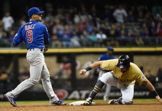 Brewers vs. Cubs - 10/4/15 MLB Pick, Odds, and Prediction