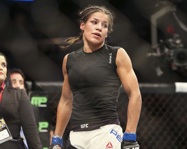 Cat Zingano vs. Julianna Pena UFC 200 Pick, Preview, Odds, Prediction - 7/9/16