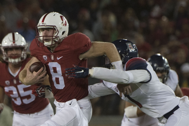 Stanford Cardinal vs. Washington Huskies - 10/24/15 College Football Pick, Odds, and Prediction
