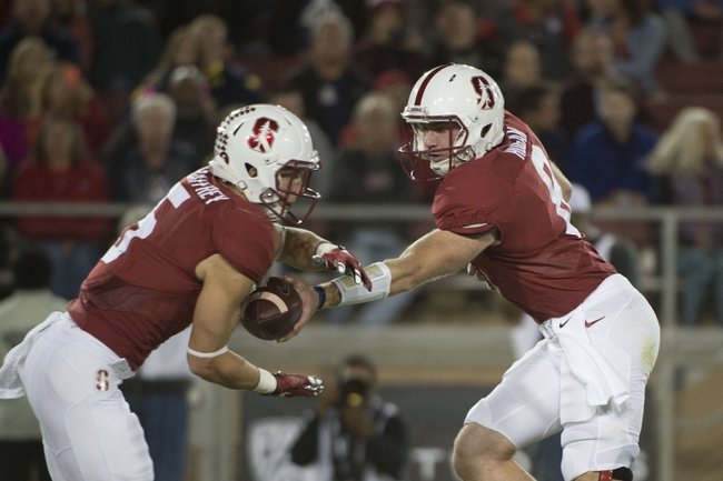 Stanford Cardinal vs. UCLA Bruins - 10/15/15 College Football Pick, Odds, and Prediction